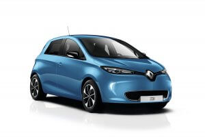 Movilidad sostenible Renault ZOE