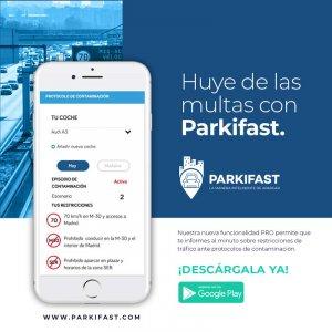 Evitar multas en protocolos de contaminación en Madrid