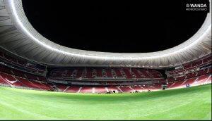 Donde aparcar cerca del Wanda Metropolitano