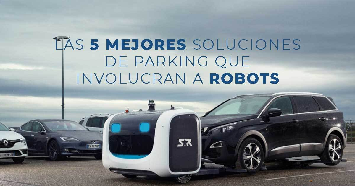 Soluciones parking robots
